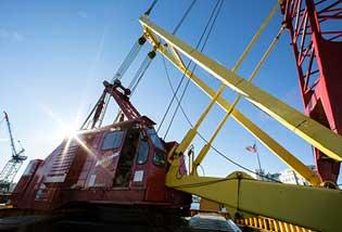 Crane Rental & Rigging