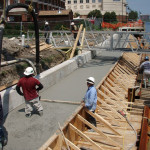 Emergency Repair of Seawall and Elevated Walkway