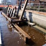 Ash Pond Dyke Repair
