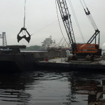 Loading Pier Mechanical Dredging Project