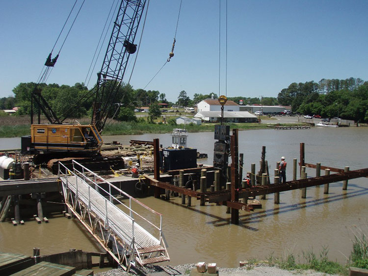 Barge Loading Facility Upgrades And Replacement Crofton
