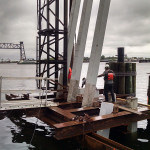 Construction and Installation of Mooring Bollards, Breasting Dolphin, and Gangway